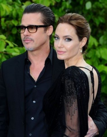 Brad pitt and Angelina Jolie officially divorced?