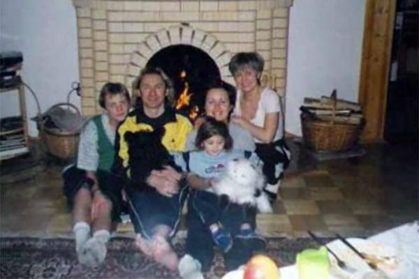 Sergey Belikov: personal life (wife, children)