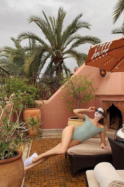 Яна Рудковская, Джессика Альба, Шейлин Вудли и другие прилетели в Марракеш на показ Dior