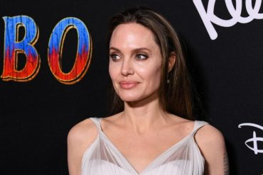 Angelina Jolie has officially changed her last name