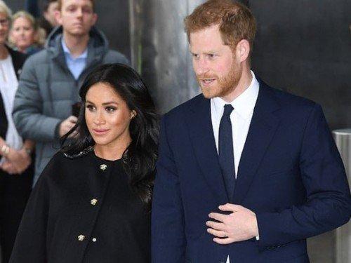 Никаких деталей: Меган Маркл и принц Гарри выпустили официальное заявление о рождении ребенка