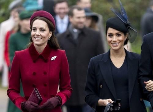 Дворецкий принцессы Дианы высказался о конфликте Меган Маркл и Кейт Миддлтон