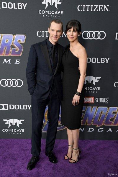 Премьера «Мстителей»: Бенедикт Камбербэтч изменился до неузнаваемости