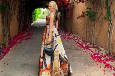 Yana Rudkovskaya, Jessica Alba, Shailene Woodley and others flew to Marrakech for a Dior show