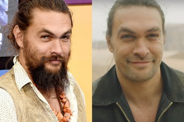 Khal Drogo, goodbye: Jason Momoa for the first time in seven years shaved off his beard