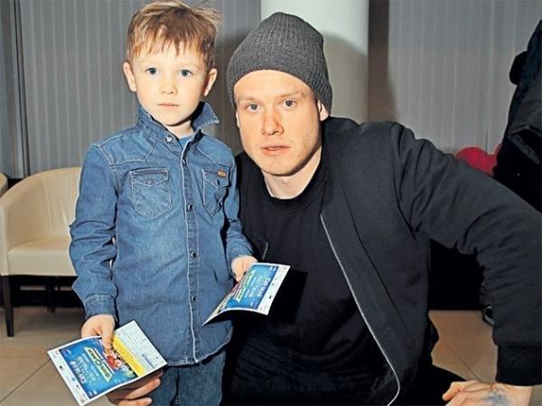 Viktor Horinyak personal life (wife, children)
