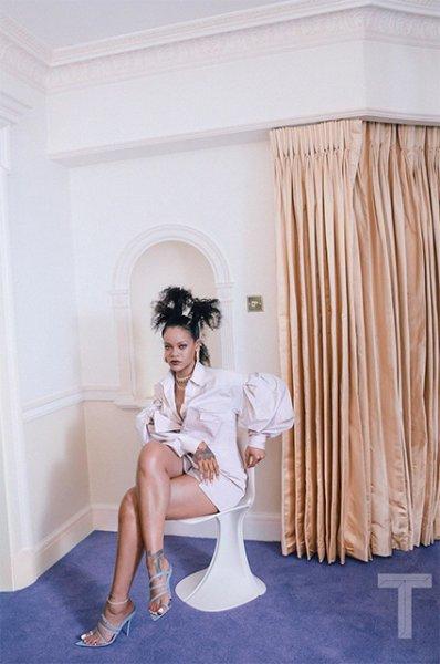 Встречайте: Рианна показала первые вещи из своей дебютной коллекции люксовой одежды