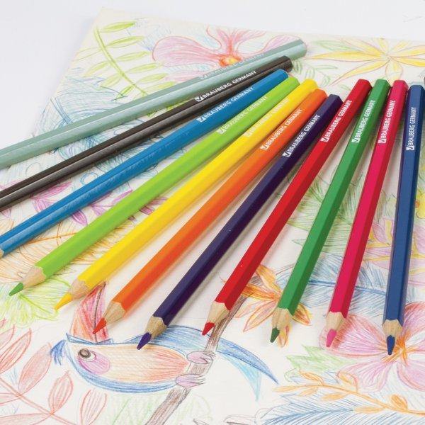 Типы цветных карандашей. Как выбрать цветные карандаши для рисования