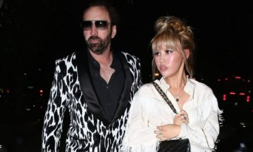 Married for 4 days: ex-wife of Nicolas cage was first told about the divorce