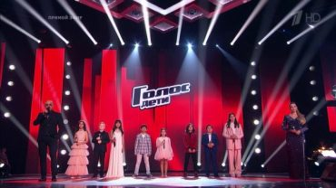 """Declared the new end of the sixth season of the show """"the Voice. Children"""""""