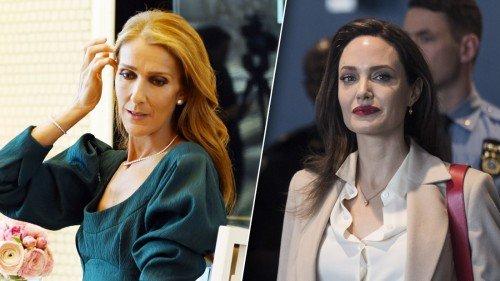 Анджелина Джоли отказалась сыграть в фильме Селин Дион