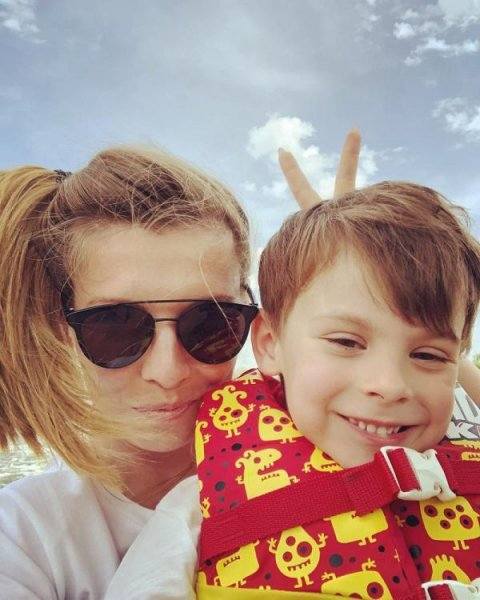 Yevgeny Popov: his wife and children, personal life