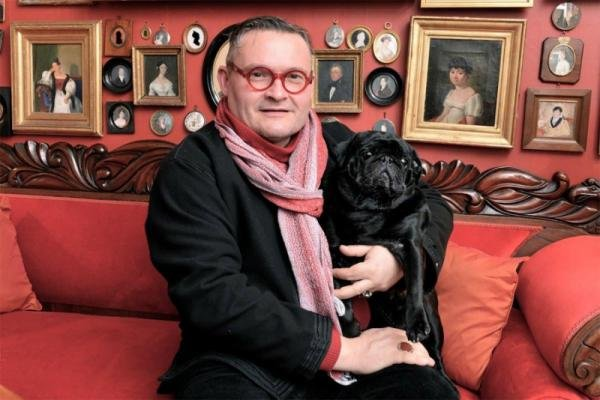 Alexander Vasiliev (fashion historian): his wife and children, personal life