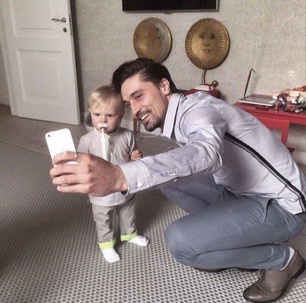 Dima Bilan: personal life (wife, children)