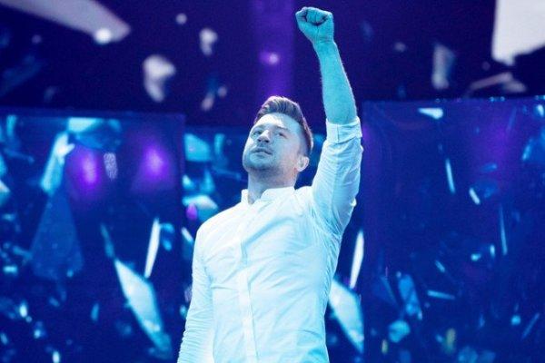 Сергей Лазарев прошел в финал конкурса «Евровидение-2019»