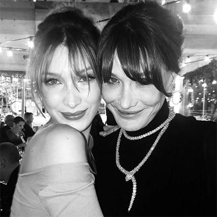 Моника Беллуччи с возлюбленным, Белла Хадид, Шейлин Вудли и другие на вечеринке Dior в Каннах