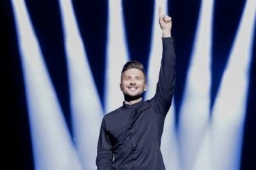 "A few hours left before the speech by Sergey Lazarev on ""Eurovision"""