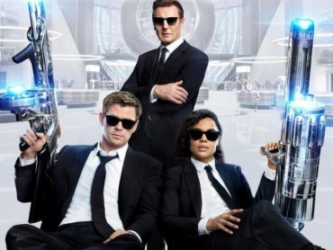 """The movie """"Men in black international"""" a leader in the Russian hire"""