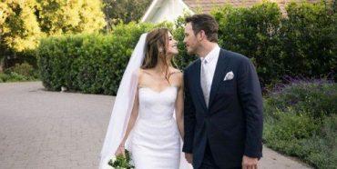 Chris Pratt and Katherine Schwarzenegger spoke about the wedding