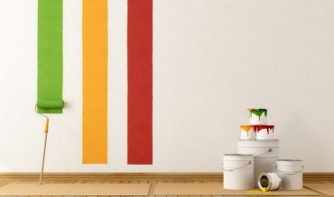 Paint for interior walls