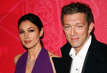 Daughter of Monica Bellucci and Vincent Cassel first came to light