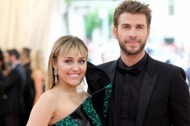 Miley Cyrus and Liam Hemsworth celebrate the tenth anniversary of the novel