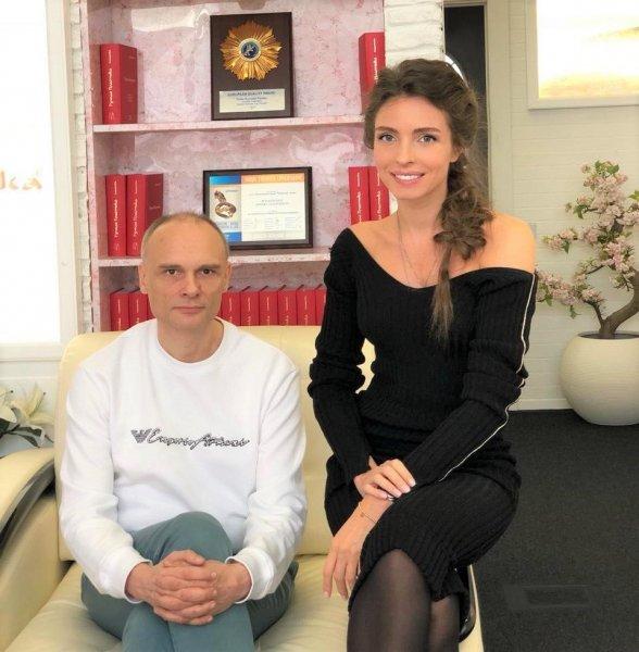Анастасия Бурдюг дала интервью на тему методики ручной пластики