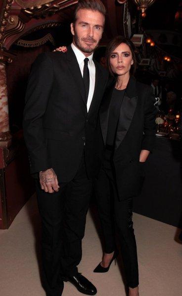 Дэвид и Виктория Бекхэм отметили 20-ую годовщину свадьбы