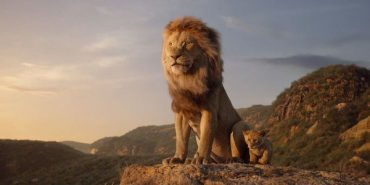 """The lion king"" coming soon: the original photo shoot of the actors speaking"