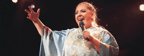 Нино Катамадзе отказалась от концертов в России