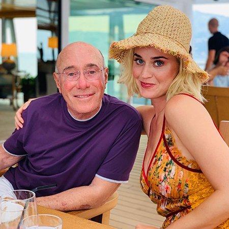 Кэти Перри и Орландо Блум отдыхают в Испании