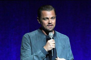Russian members blog, Leonardo DiCaprio asked for his help