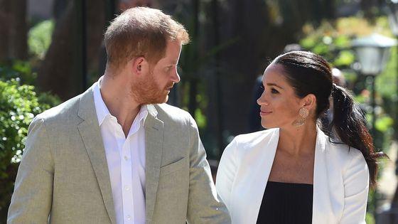 Меган Маркл и принц Гарри обзавелись новым личным секретарем