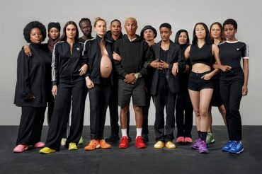 Adidas has released a collection dedicated to women's rights