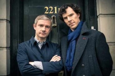 "Martin Freeman told when to wait for the continuation of the series ""Sherlock"""