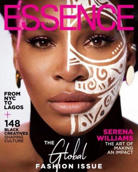 Серена Уильямс рассказала о бодипозитиве и своей модной линии