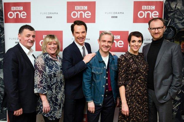 Мартин Фриман рассказал, когда стоит ждать продолжения сериала «Шерлок»