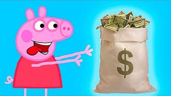 Производителя Свинки Пеппы купят за 4 миллиарда долларов
