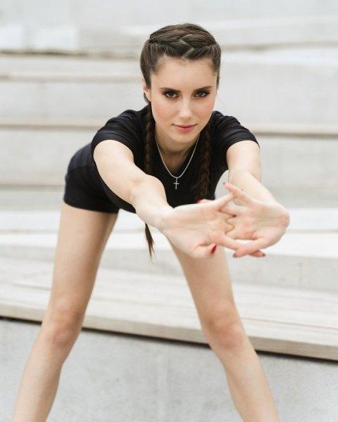 Кристина Ануфриева откровенно о работе, спорте, любви, Maruv и Леше Свике