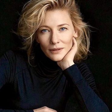 Cate Blanchett will throw a career as an actress to feed the chickens