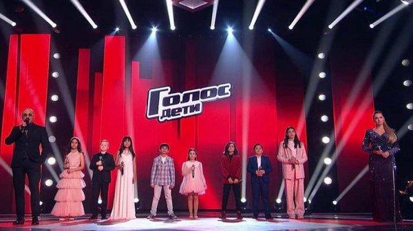 Назван обновленный состав жюри для восьмого сезона шоу «Голос»