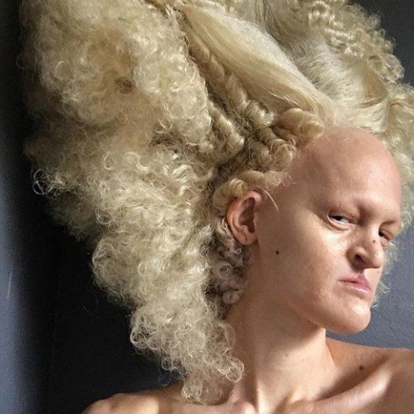 Далеко не красавица, но супермодель — Мелани Гайдос