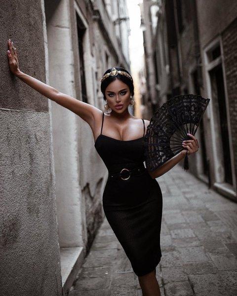 Нита Кузьмина поделилась королевской фотосессией в Вероне