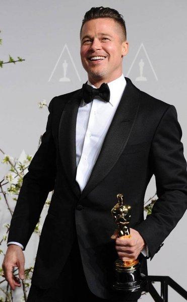 Брэд Питт не заинтересован в получении «Оскара»