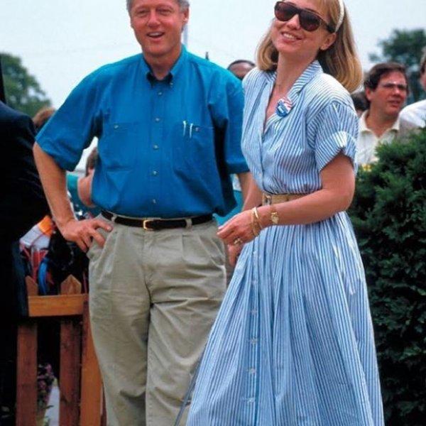 История любви Хиллари и Билла Клинтона