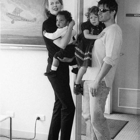 Дети Николь Кидман и Тома Круза променяли мать на религию