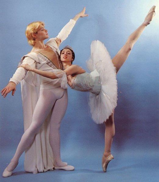 История успеха звезды балета Нино Ананиашвили