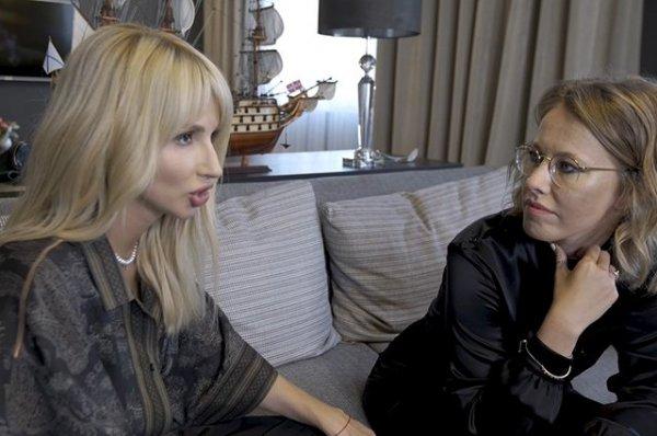 Все тайны: Светлана Лобода разоткровенничалась в интервью Ксении Собчак