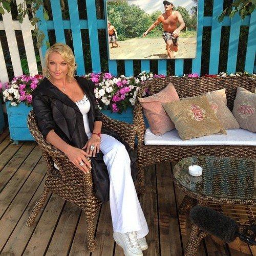 Анастасия Волочкова ждет возвращения Цискаридзе в Большой театр