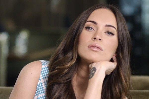 Меган Фокс стала лицом и совладельцем бренда нижнего белья